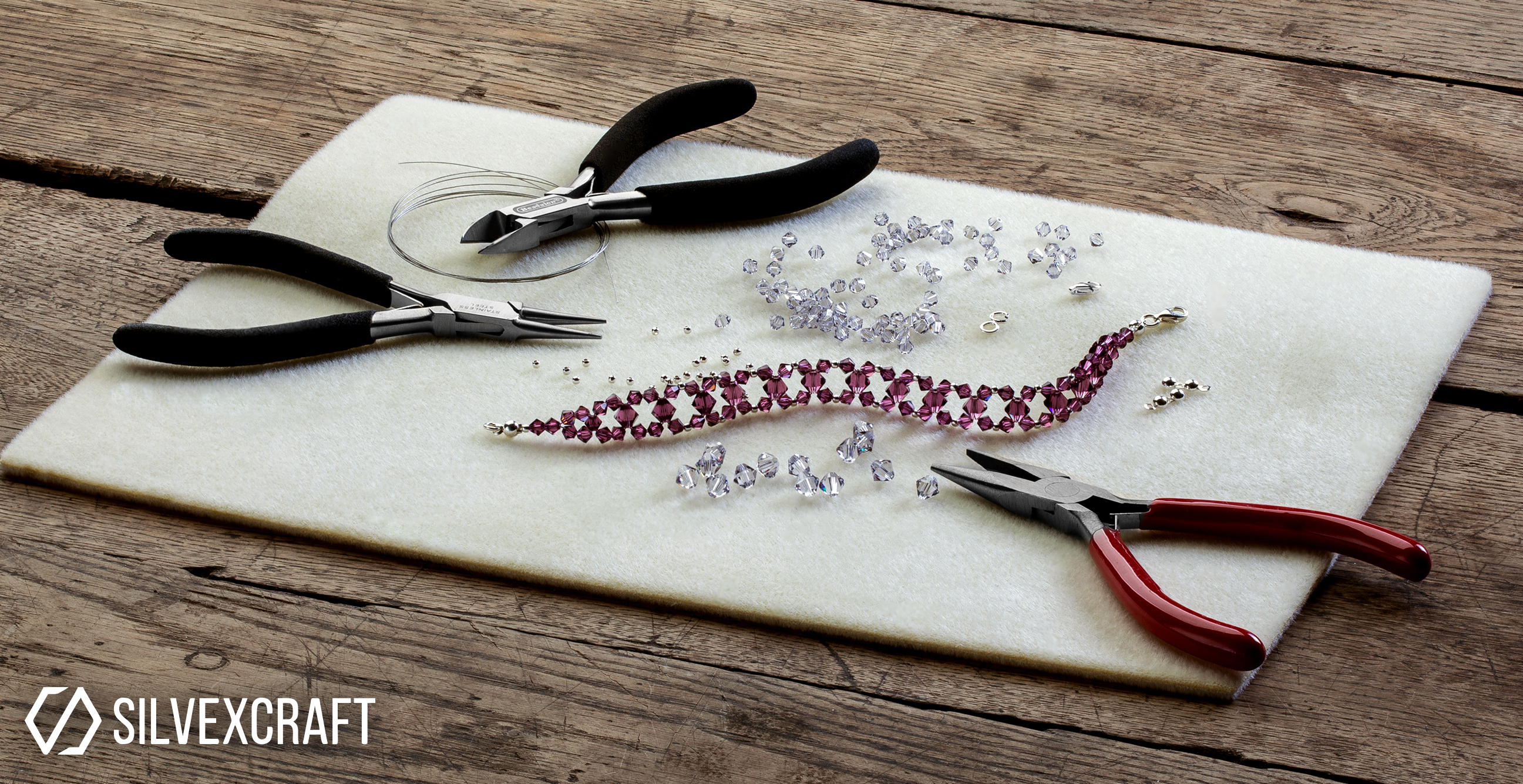 SILVEXCRAFT SILVER AND GOLD JEWELLERY FINDINGS