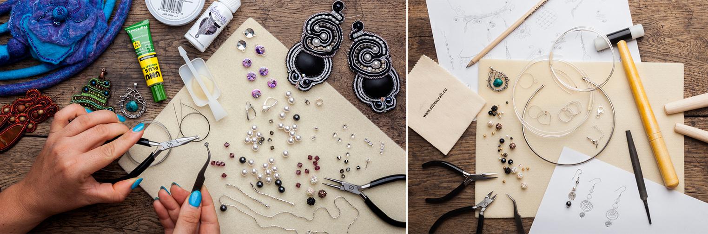 zestawy do robienia biżuterii
