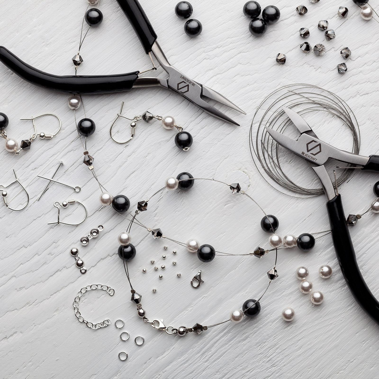 zestaw do robienia biżuterii