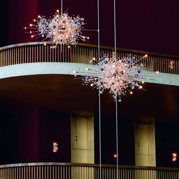 Sputnik in Metropolitan Opera House