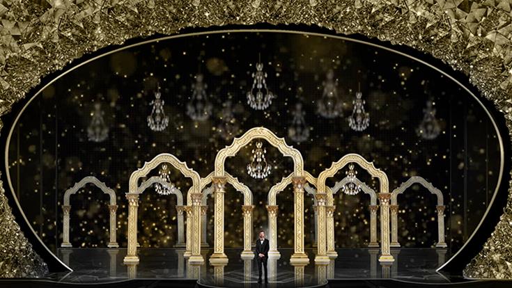 Oscars Stage 2018