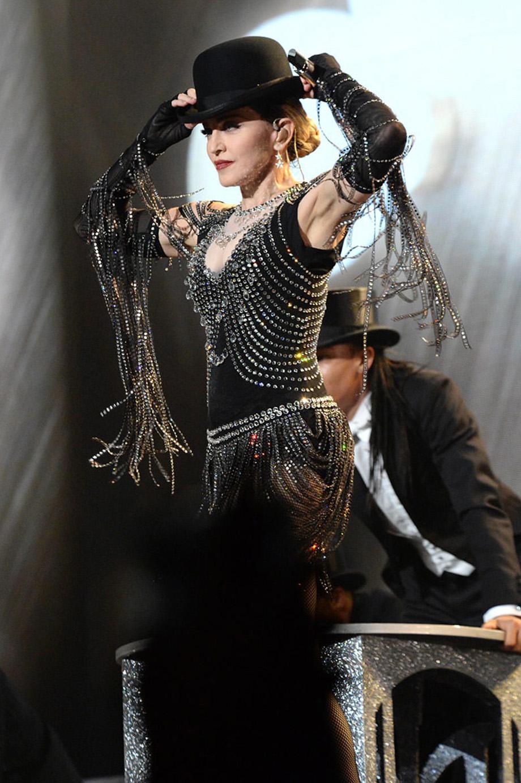 Madonna tour Swarovski