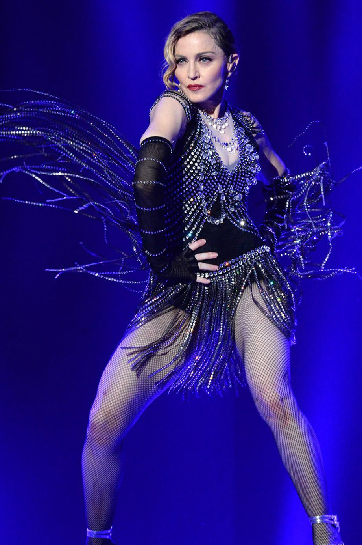 "Madonna ""Rebelion Heart"" Swarovski"