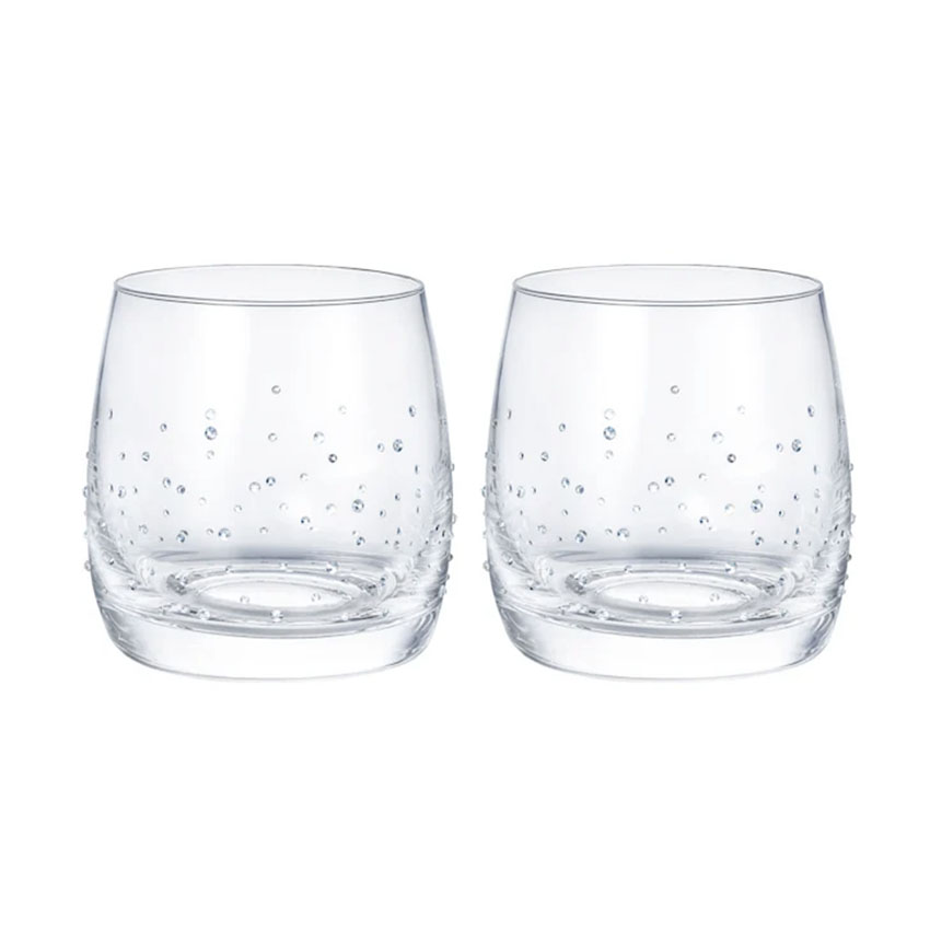 Swarovski glasses