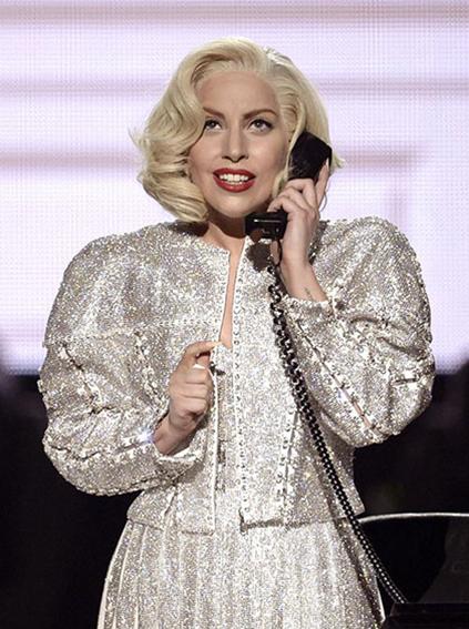 Lady Gaga Swarovski