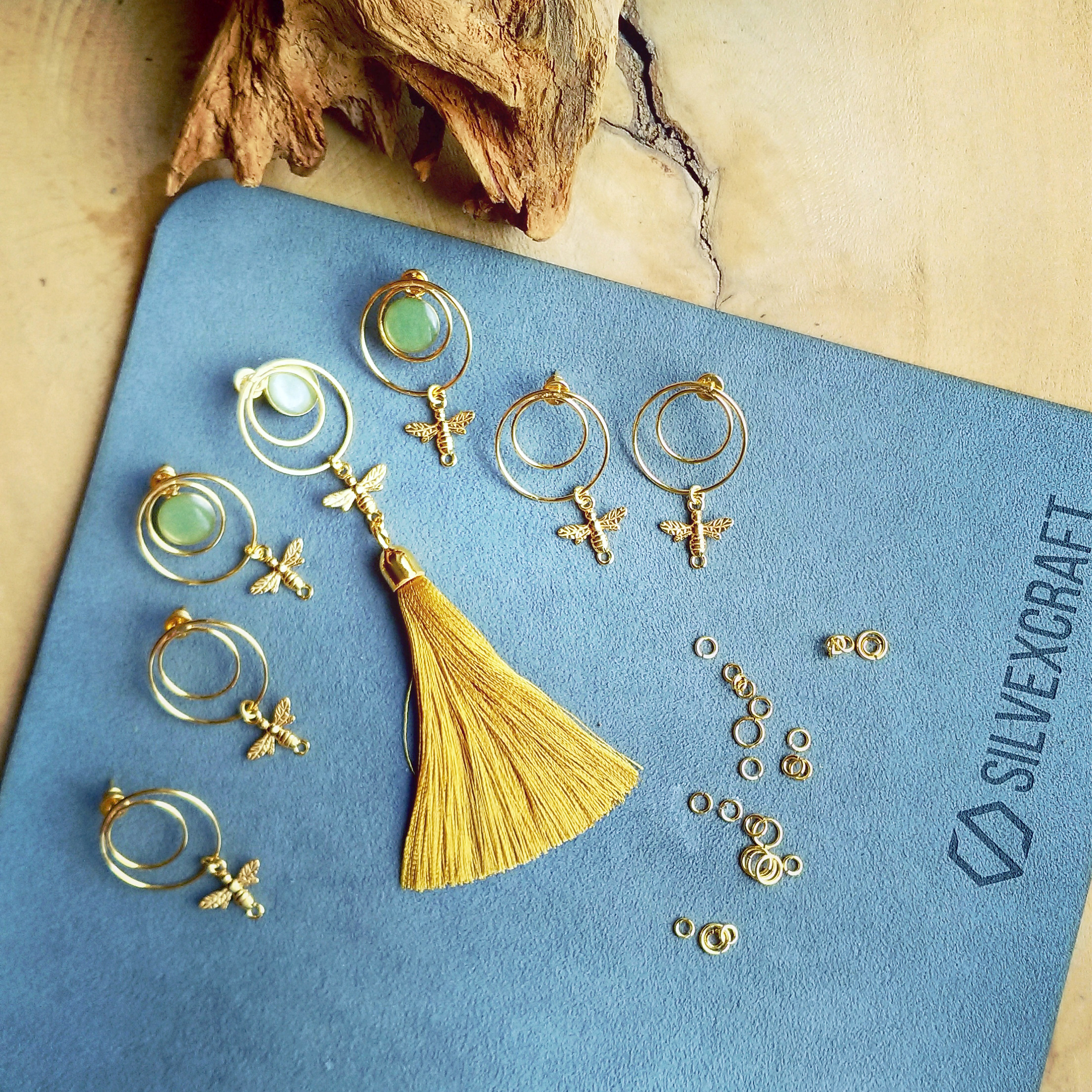 Akcesoria jubilerskie - do biżuterii z ży