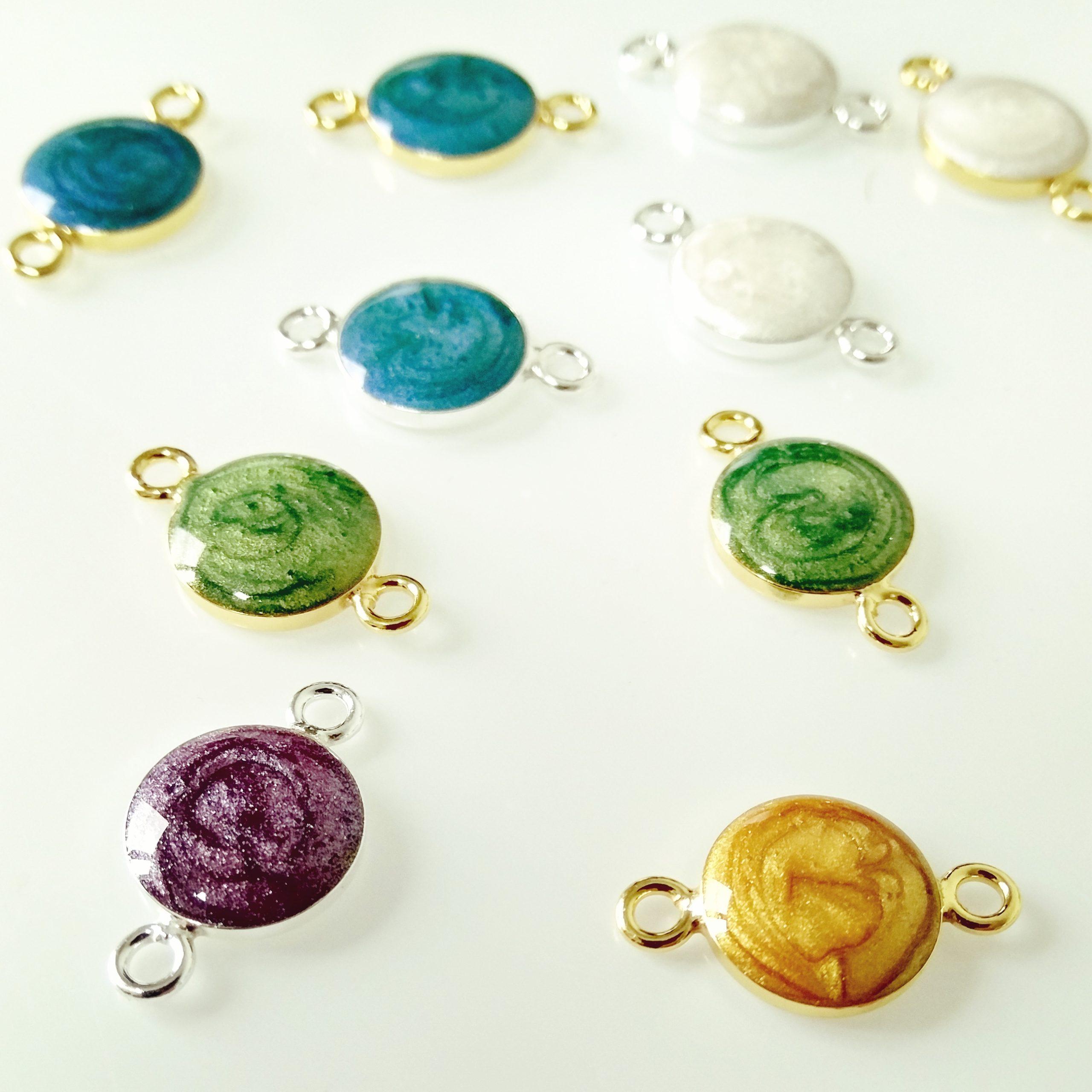 Biżuteria DIY z żywicy