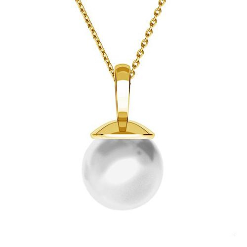 Naszyjnik z perłami