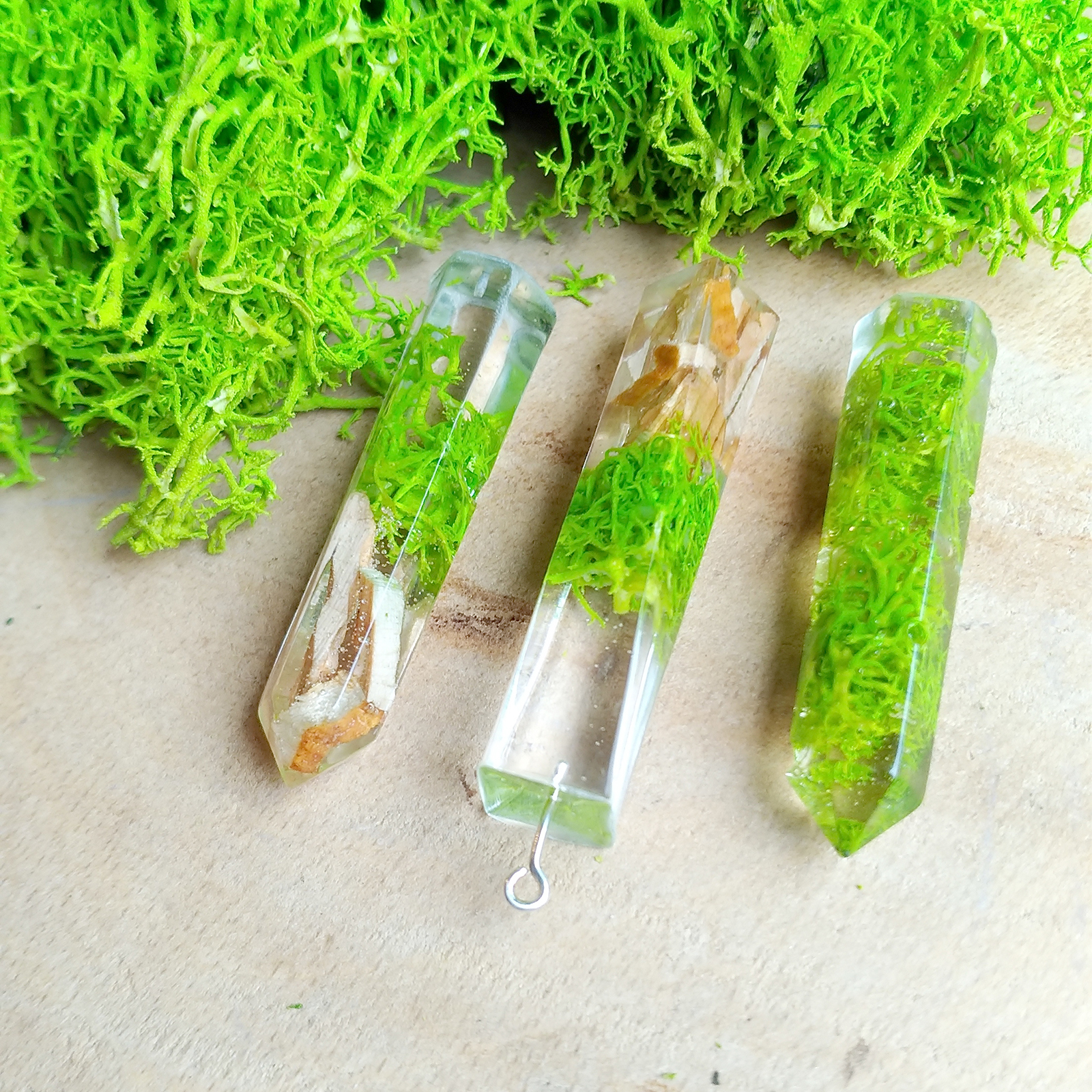 PENDANT SILICONE MOULDS FOR EPOXY RESIN-5