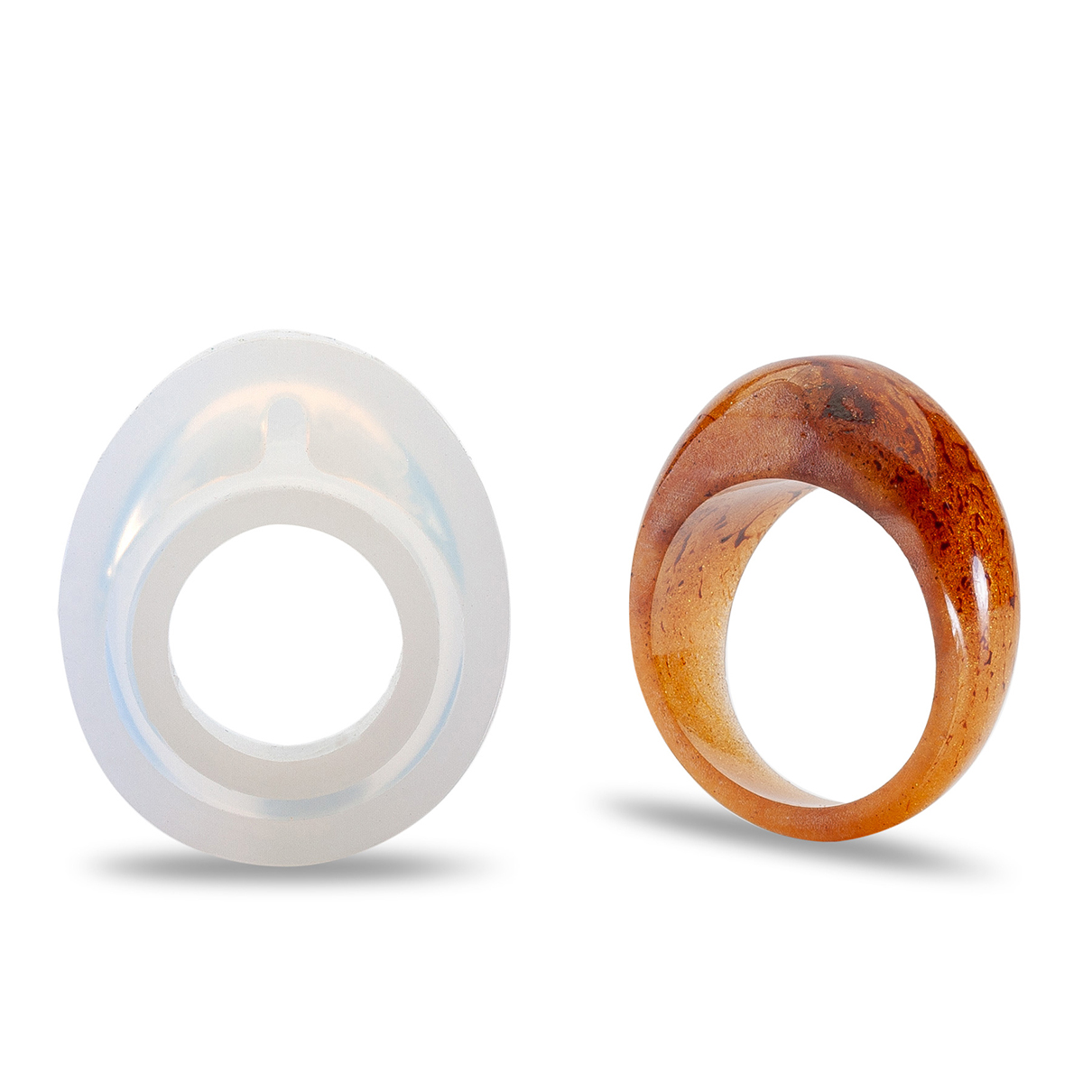Formy silikonowe do pierścionków