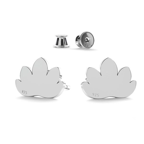 STERLING SILVER EARRINGS STUDS