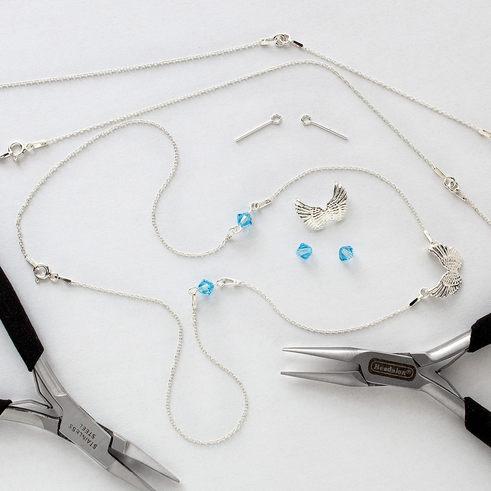 WIRE WRAPPING BEADS
