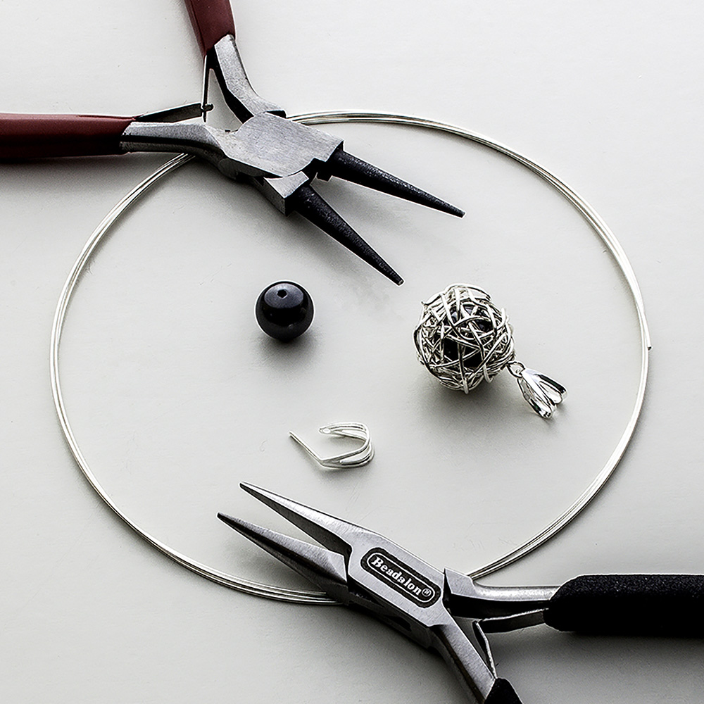 WIRE WRAPPING TOOLS
