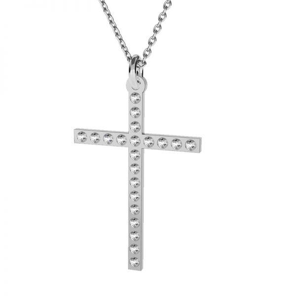 wisiorek krzyż