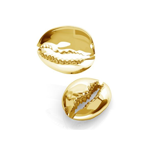 gold-plated charms