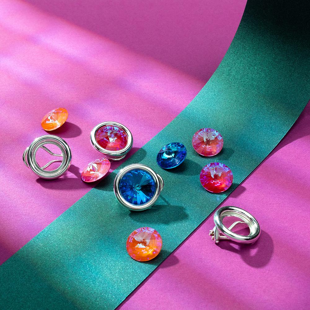 earring clips