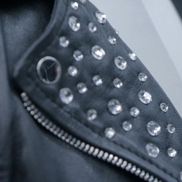 Swarovski jacket