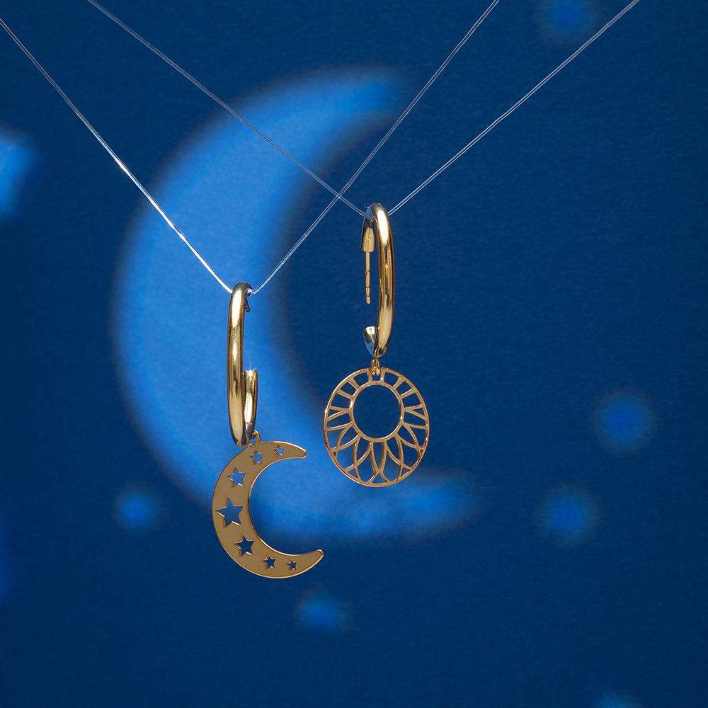 moon pendant