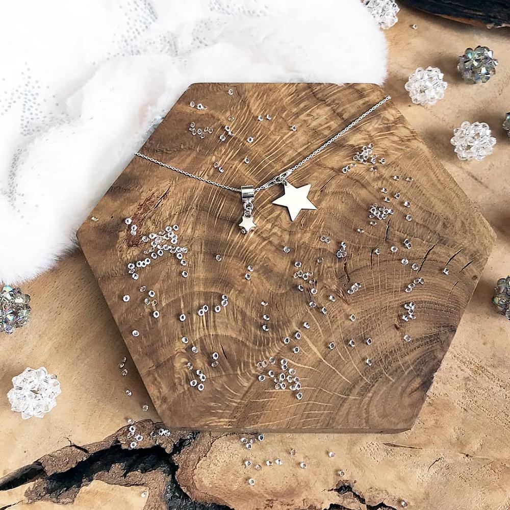 bransoletka z gwiazdkami