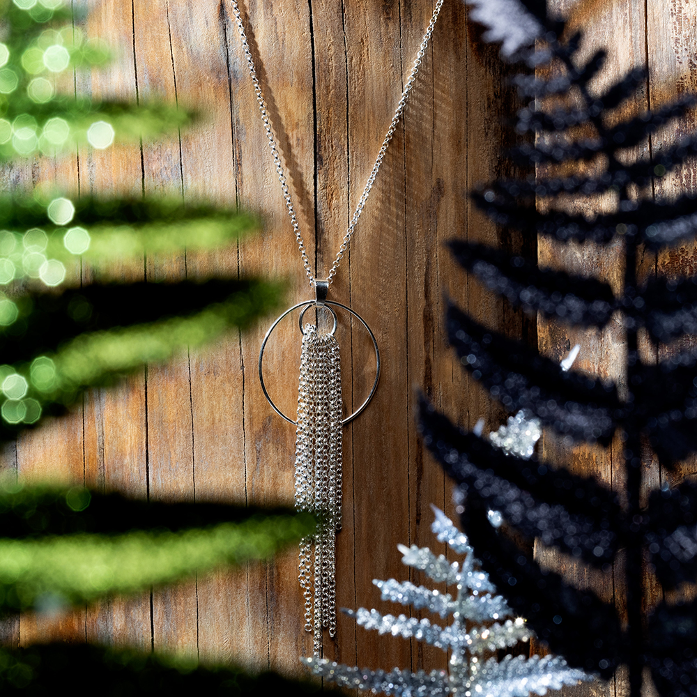 necklace for winter