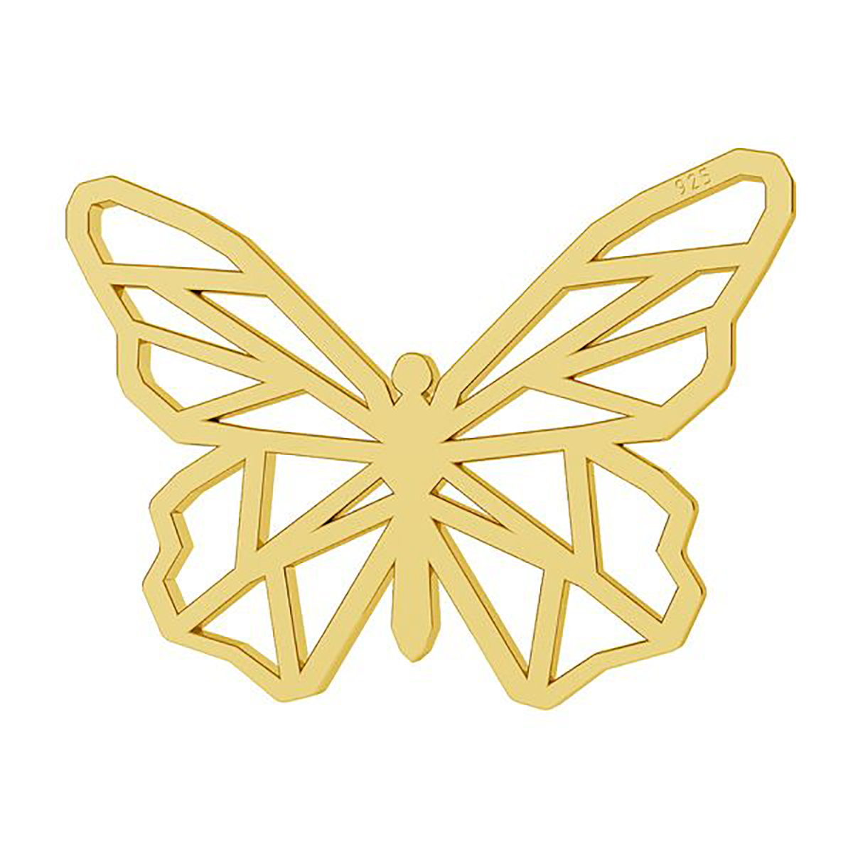 zawieszka motyl