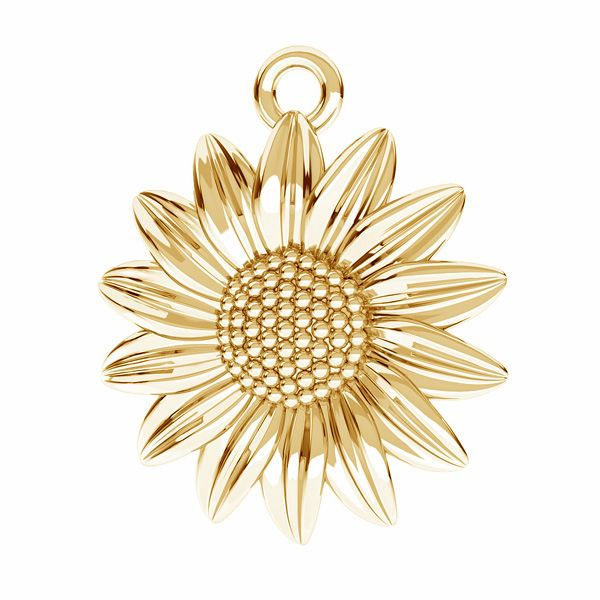 sunflower charm