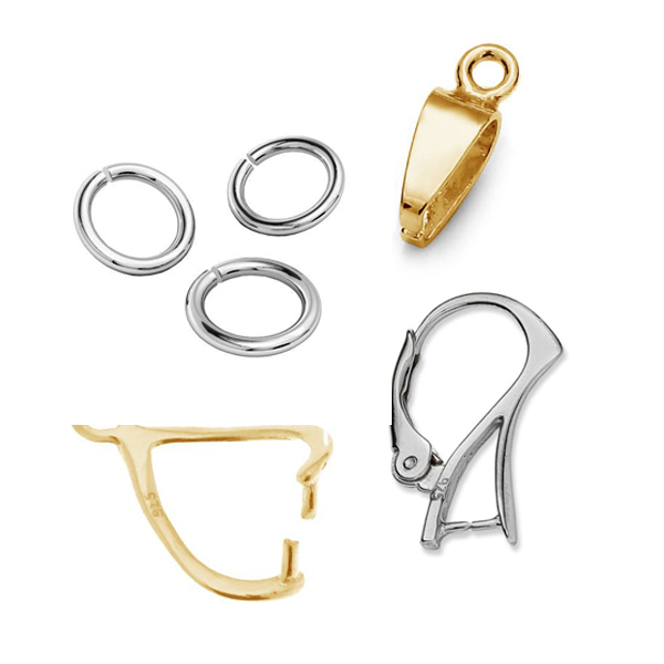 sklep z półfabrykatami do biżuterii