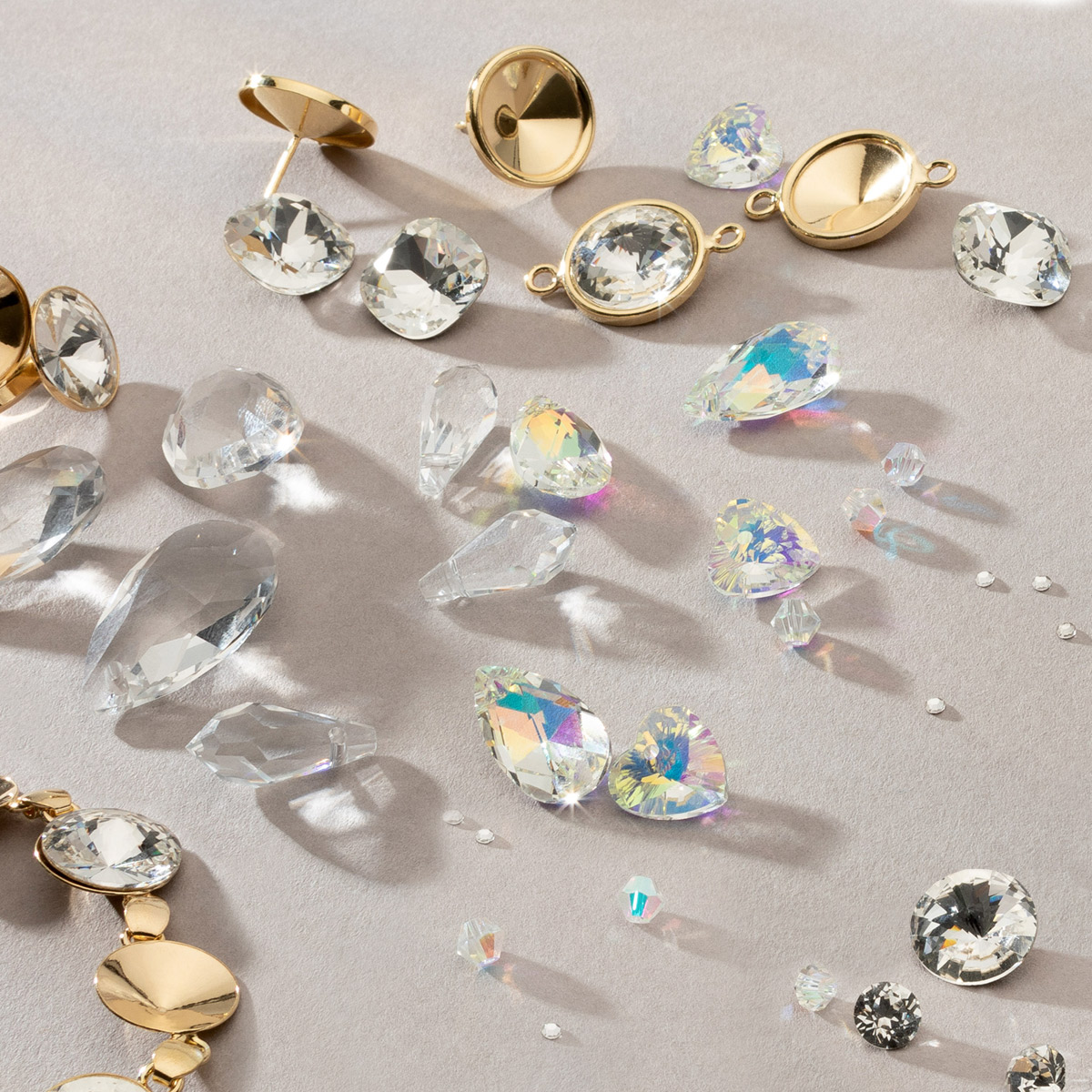 crystals for jewelry making