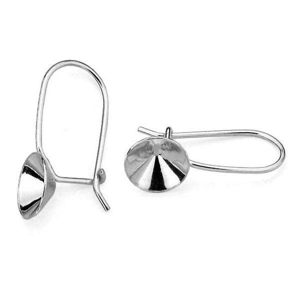 earring hooks - rivoli settings
